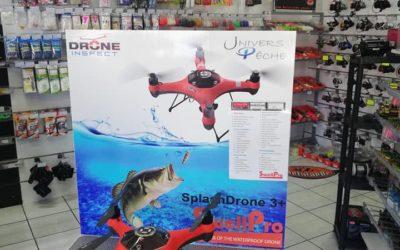 Univers pêche et Top Fishing présentent nos drones !